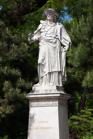 leopold: Leopold, Count of Kolonits