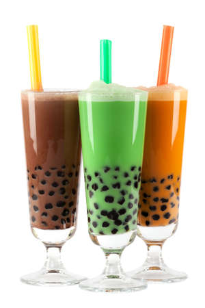 bubble tea Stock Photo - 13783436