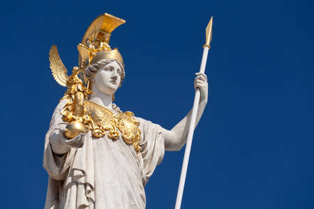athena: Athena, goddess of greek mythology