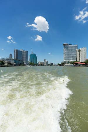 chao phraya river: Chao Phraya River, travel destination in capital city of thailand, bangkok