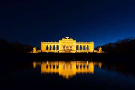 the gloriette: The Gloriette Vienna