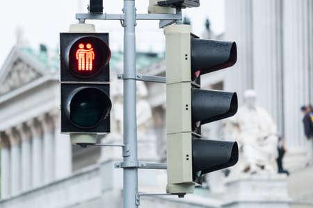 tolerancia: Sem�foro de Viena para una mayor tolerancia
