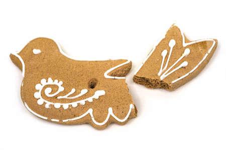 broken unity: Gingerbread Cookies At Christmas