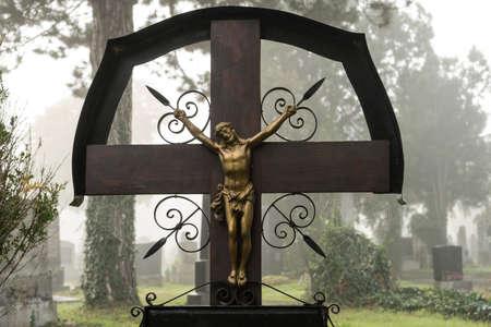 christus: Jesus On The Cross