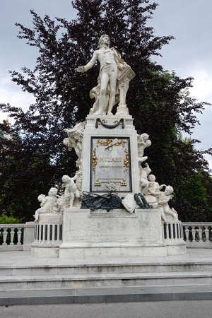 mozart: Mozart Memorial Vienna
