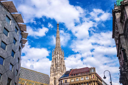 innere: St. Stephens Cathedral Vienna