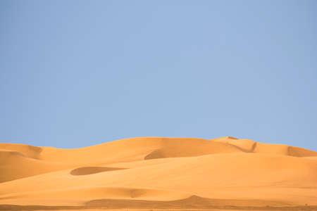 Sand Dunes Banco de Imagens