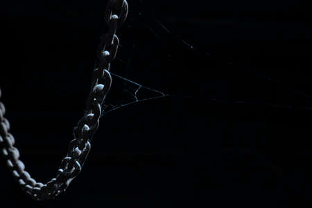 Creepy hanging chain