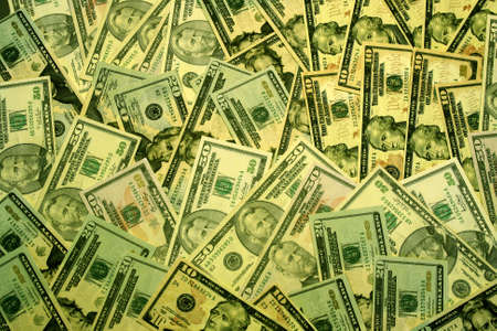 various american currency to used as a background Stock Photo - 4433313