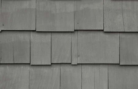 cedar shakes: cedro batidos fondo Foto de archivo