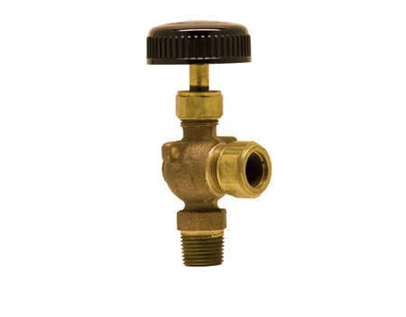 boiler gauge glass valve Reklamní fotografie
