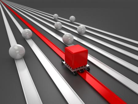 facilitating: Competitive advantage | Facilitating deficiencies