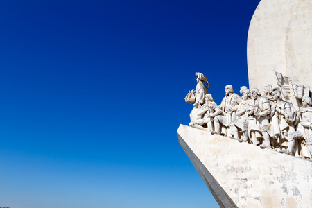 discoveries: Padrao dos Descobrimentos (Monument to the Discoveries) is a monument on the northern bank of the Tagus River estuary in Lisbon