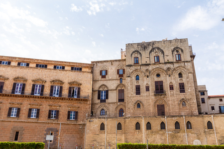Palazzo dei Normanni (Palace of the Normans) is a palace in Palermo, seat of the Sicilian Regional Assembly Editorial