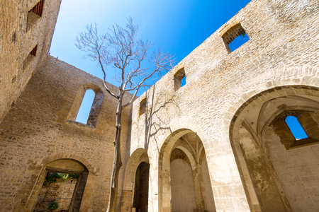 Santa Maria dello Spasimo, or Lo Spasimo, is an unfinished Catholic church in the Kalsa neighborhood in Palermo, Italy