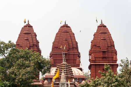 Shri Digambar Jain Lal Mandir is the oldest and best-known Jain temple in Delhi, India