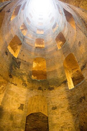 The Pozzo di San Patrizio (English: St. Patrick's Well) is a historic well (16th century) in Orvieto, Umbria, central Italy.