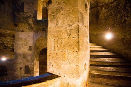 The Pozzo di San Patrizio (English: St. Patricks Well) is a historic well (16th century) in Orvieto, Umbria, central Italy.