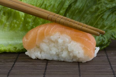 japanes: a background photo of a typical japanes sashimi food