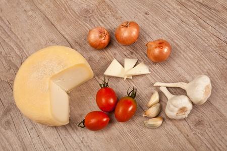 chees: Tasty pecorino chees from Italy