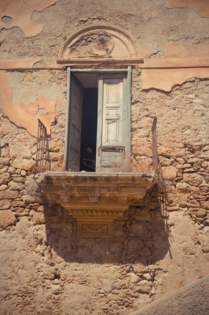 ghost town: Poggioreale, old ghost town hit by an earthquake