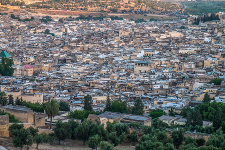fes: The incredibly huge medina of Fes