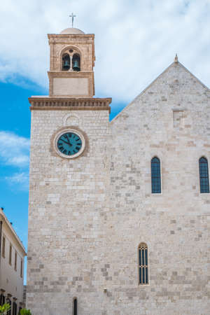 conversano: Mother church in Conversano, south of Italy