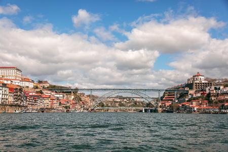 dom: Pont Dom Luis � Porto, la belle ville au nord du Portugal