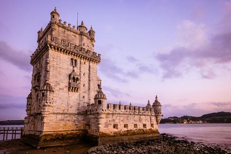 belem: The wonderful Belem tower in Lisbon, Portugal