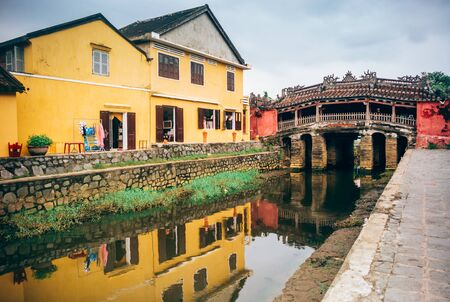 The wonderful and colorful village of Hoi An, in Vietnam