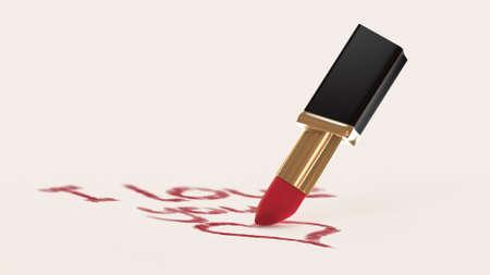 Lipstick I Love You