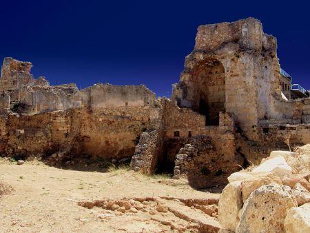 Ruines Banque d'images - 2130496