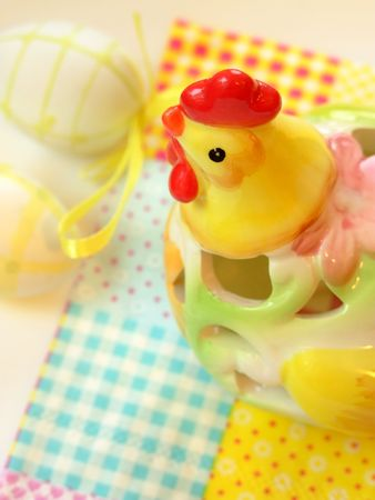 easter decoration photo