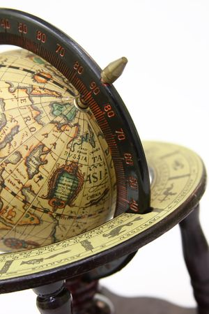 The globe is a lot of things to learn