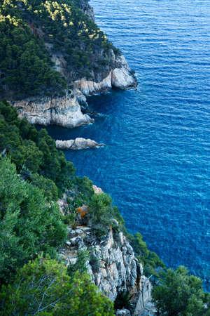 Beautiful Gulf of Costa Brava (Spain) photo