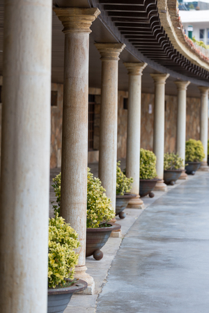 Nice columns from Spain