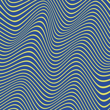 Nice pattern with waves