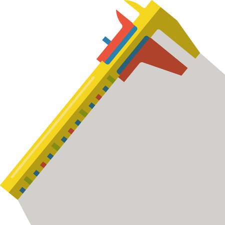 sliding scale: sliding scale flat icon
