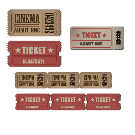 Ticket vintage vector luggage travel pass tag illustration design old. Retro isolated coupon