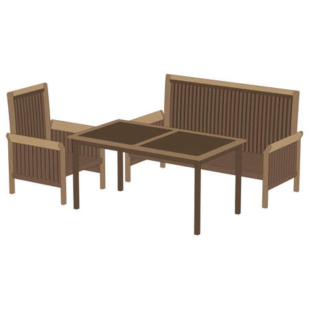 dinner date: Table restaurant cafe vector illustration icon dinner chair flat romantic
