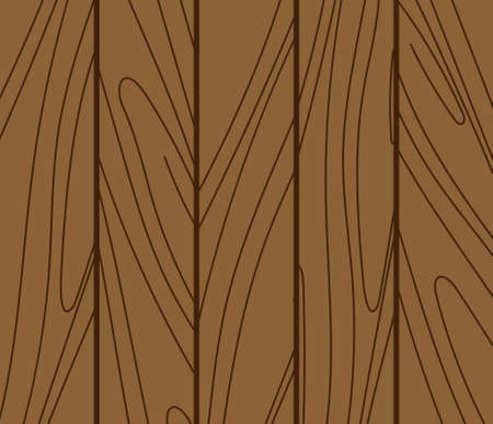 Wood background texture pattern timber board. Floor surface vintage brown panel vector. Wooden nature grunge decor element material tree. Isolated parquet structure rustic interior art.