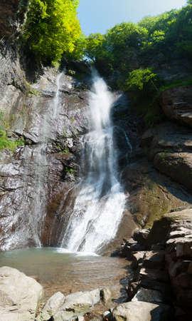 south georgia: Waterfall south Georgia