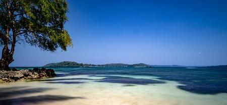 Bocas del Toro Strand Panama Beach