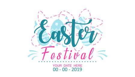 Easter Festival Design for Promotion