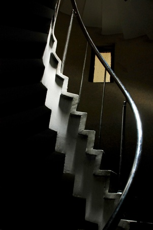 Spiral Staircase Stock Photo - 8352214