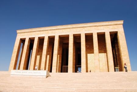 Mausoleum of Ataturk  Editorial