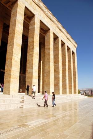 ataturk: Mausoleum of Ataturk  Editorial