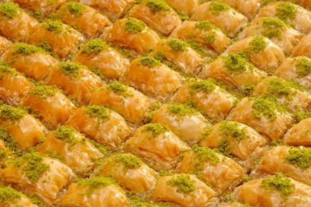 traditional dessert baklava