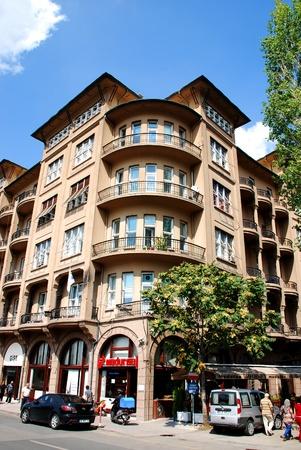 soprano: Oda Theatre in Ankara, Turkey