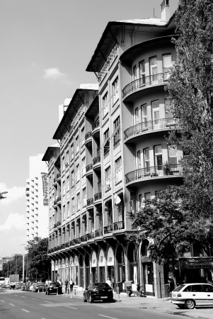 Theatre building in Ankara, Turkey Stock Photo - 15876356